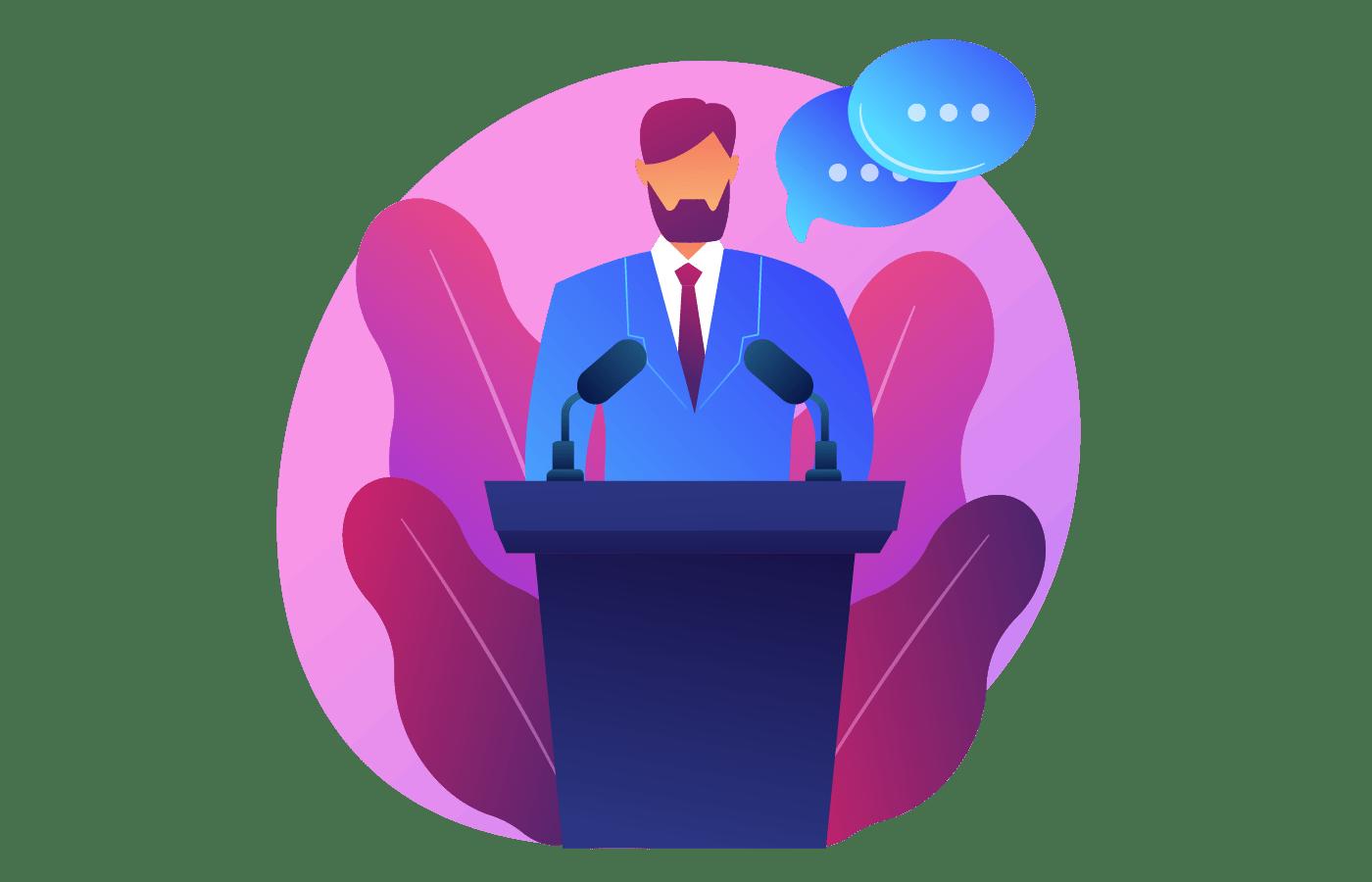 تکنیک د د م د در سخنرانی