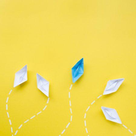 creative-arrangement-individuality-concept-yellow-background